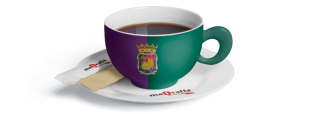 Café Málaga vending de café
