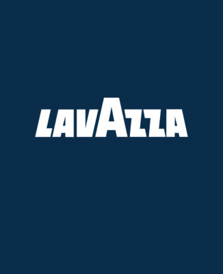 Logo De Lavazza Azul